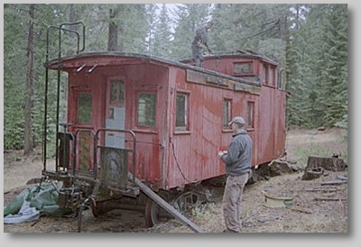 winterizing the caboose - by NBF