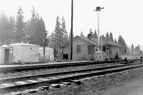 old depot - collection of Bob Morris