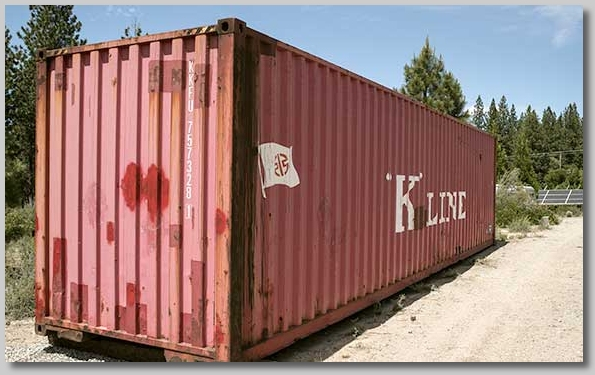 k-line container