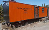 Pacific Fruit Express Refrigerated Boxcar